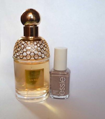 perfume and nails